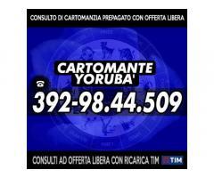 ≼≽≼≽≼≽≼≽ CARTOMANTE YORUBA' ≼≽≼≽≼≽≼≽
