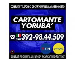 (¯`·._(¯`·._(Cartomante Yoruba')_.·´¯)_.·´¯) Consulti di Cartomanzia a offerta libera