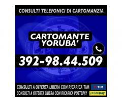 (¯`*•.¸,° Studio di Cartomanzia Yoruba °,¸.•*´¯)