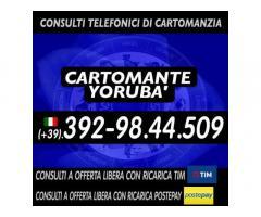 STUDIO DI CARTOMANZIA YORUBA