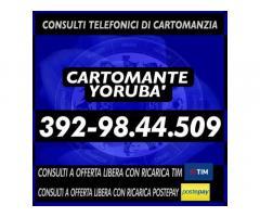 STUDIO DI CARTOMANZIA YORUBA-consulti di cartomanzia