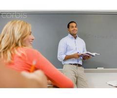 Курсы GRE, GMAT, TOEIC, LSAT преподаватель, репетитор из США