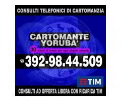 YORUBA IL CARTOMANTE