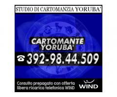 Consulta il Cartomante YORUBA' con un'offerta libera prepagata