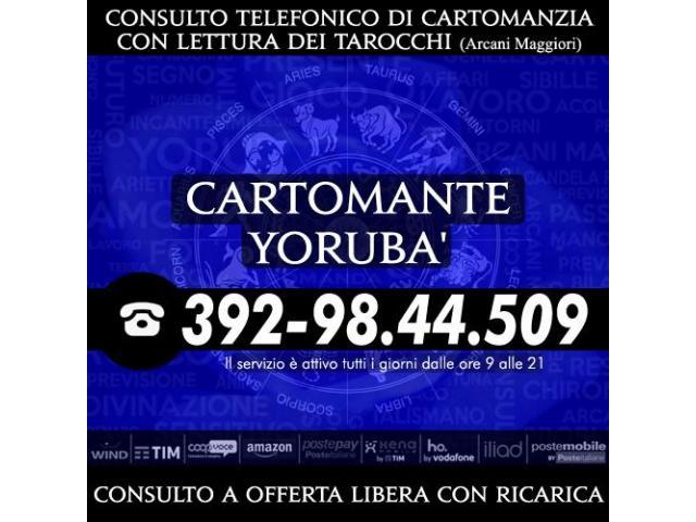(¯`'•.¸(★) Studio di Cartomanzia Cartomante Yoruba' (★)¸.•'´¯)